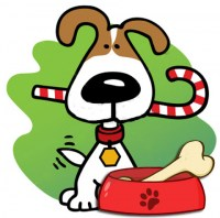 stock-illustration-6333340-christmas-dog-with-candy-cane