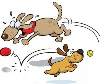 vector-of-a-happy-brown-dog-playing-fetch-with-ball-by-gnurf-2